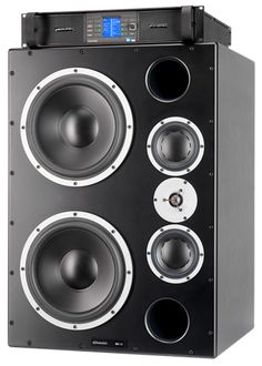 M3XE is the ultimate main monitoring solution, combining world-class driver and cabinet technology from Dynaudio Professional with cutting-edge signal processing and amplification from Lab.gruppen, Lake and TC Electronic.