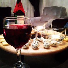 Şarap gecesi