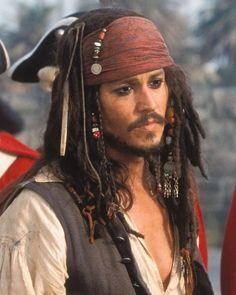 Johnny Depp Fans, Here's Johnny, Johnny Depp Movies, Handsome Jack, Pirate Fashion, Johny Depp, Film Disney, Seven Deadly Sins Anime, Pirate Life