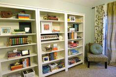 Hemnes Bookcases...