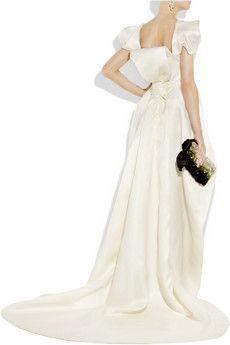 Alexander McQueen Wedding Gown