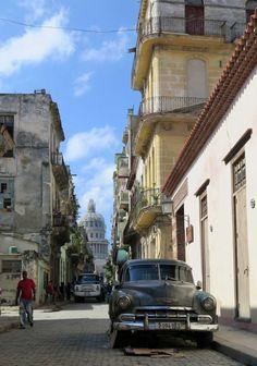 Individuell durch Kuba