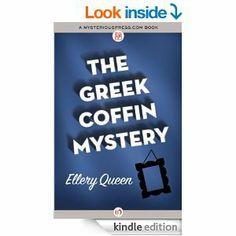 Amazon: The Greek Coffin Mystery eBook: Ellery Queen: Kindle Store