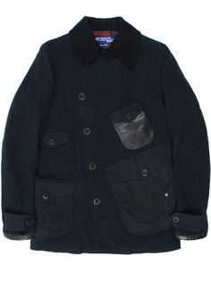 Technical Pea Coat by Junya Watanabe