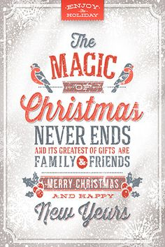 Merry #Christmas #Wishes #Card