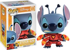 New Lilo and Stitch Funko POP! Vinyls » PopVinyl.net