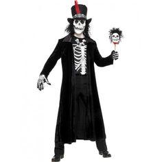 Disfraces de Halloween: Disfraz de Hombre Vudú