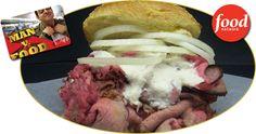Chaps Famous Pit Beef Sandwiches