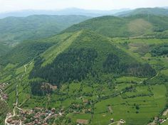 Bosnia pyramid; An ancient pyramidal complex in Visoko, a town near Sarajevo, Bosnia and Herzegovina, is reported to have the largest and oldest pyramid on Earth, so-called Bosnian Pyramid of the Sun.
