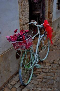 angela oeiras fotografia: bicicleta