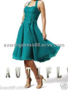 this dress in black was my sisters bridesmaid dress..beautiful!
