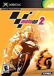 MotoGP 2 (Microsoft Xbox, 2003)
