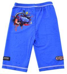 Sun Safe Kid's Cars UV Protective Board Shorts - UPF 50+