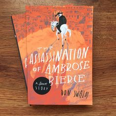 """Thrilled to announce """"Assassination of Ambrose Bierce"""" by Don Swaim was selected for Society of Illustrators 59. It will be on display in NYC this February. Congrats to everyone who made it in!"""
