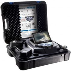 Wohler VIS 350 Video Inspection Camera Multipurpose System (mfg part no.7354) is an excellent tool for water and sewer pipes, ductwork, flue and gas lines, and any other tight space where you need superior visibility to locate damage. Made in Germany. Learn more and SHOP: http://www.valuetesters.com/wohler-vis-350-video-inspection-camera-multipurpose-system-7354-j.html
