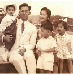Thai royal family. King of Thailand. My beloved King, ♥Bhumibol Adulyadej, Rama IX, the ninth monarch of the Chakri Dynasty, crowned on the 9th June 1946, is the longest ever reigning King of Thailand  and the defender of the Buddhist faith in Thailand. http://www.islandinfokohsamui.com/