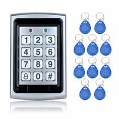 Stainless Steel Door Bell Push Button Switch Touch Panel Office Door Exit Push Release Button For Access Control With Led Light Delicious In Taste Access Control Kits