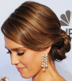 Celebrities Updo Hairstyles & Haircuts Photo Gallery - Love Hairstyle