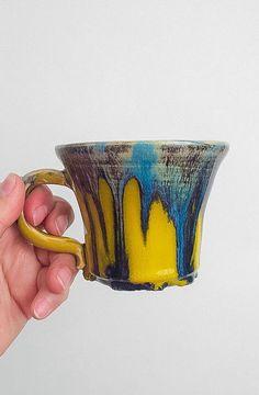 Ceramic Mug | Керамическая кружка «Пляж»