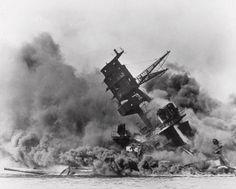USS Arizona...Pearl Harbor, 1941