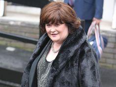 Susan Boyle : un premier boyfriend à l'âge de 53 ans !