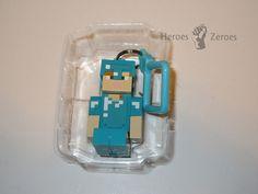Minecraft Hangers Series 3 DIAMOND ALEX Backpack Clip Mini Figure