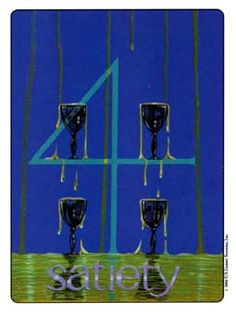 Image result for 4 of cups gill tarot