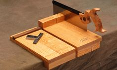 Bench hook..easy to make and indispensable.