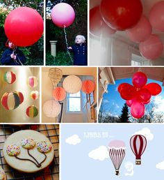 Balloon Party « Babyccino Kids: Daily tips, Children's products, Craft ideas, Recipes & More