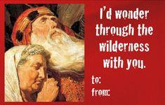 14 cringeworthy Mormon Valentine's Day cards #Valentine #LDS #Mormon