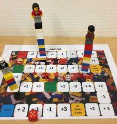 Fantastic Absolutely Free preschool classroom math Ideas Think you're a new teacher that is wondering the best way to put together some sort of preschool class? Lego Activities, Math Games, Preschool Activities, Lego Math, Math Classroom, Preschool Math, Kindergarten Math, Simple Math, Math For Kids