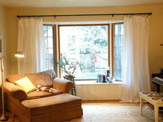 The Inspired Room Tips On Disguising Ugly Windows