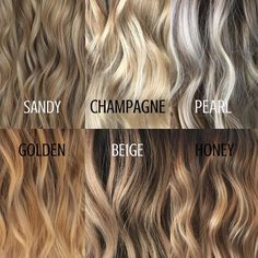 Top 16 hair colour trends for this summer 2017 - Different highlights