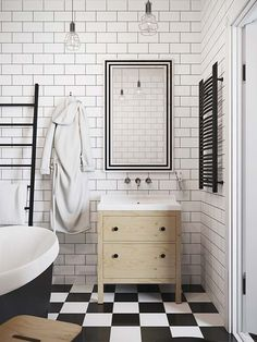 Blog wnętrzarski - design, nowoczesne projekty wnętrz: Loft w Pradze - inspirowany skandynawskim stylem w aranżacji wnętrz
