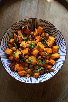 Das perfekte Süßkartoffel-Kichererbsen-Salat-Rezept mit einfacher Schritt-für-Schritt-Anleitung: Wenn die Schale okay ist, kann man sie bei der…