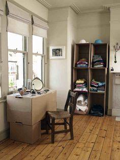 Cómo organizar el hogar de manera original