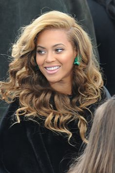 Beyonce Inauguration hairstyle. HOW DO I MAKE MY HAIR DO THIS!?!?