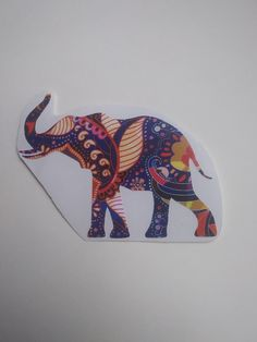 Elephant Decal,Ethnic Paisley Pattern Decal, Elephant Pattern Decal, Yeti Cup Decal, Abstract Decal, BOHO Decal by Adsforyou on Etsy Candy Craze, Decals For Yeti Cups, Guns And Roses, Elephant Pattern, Window Decals, Paisley Pattern, Ethnic, Stickers, Etsy