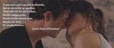 A Way to Remember: QUOTES: (500) DAYS OF SUMMER
