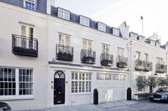 London central mews home