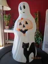 22 HALLOWEEN BLOW MOLD Empire Ghost Pumpkin Skull Lighted Yard Lawn Display Dec