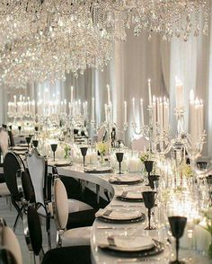 This would be A DREAM RECEPTION • BEAUTIFUL