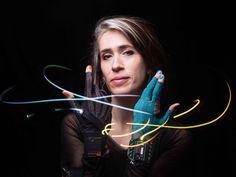Mi.Mu Gloves : Les nouveaux gants musicaux d'Imogen Heap | PixelsTrade Webzine