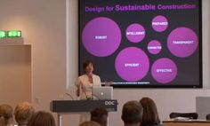 Here is a video from Design for All's anniversary conference at the Danish Design Center in September 2012, where Livia participated - this theme will be central to the September Workshop promoted by the Sustainable Construction Initiative in Lisbon. See www.construcaosustentavel.pt Events.
