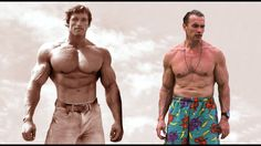 First 5 Mr. Olympia Winners - THEN and NOW How first 5 Mr. Olympia Champions such as Arnold Schwarzenegger, Larry Scott, Sergio Oliva, Franco Columbu, Frank . Ab Workout Men, Workout Dvds, Workout Fitness, Workout Plans, Gym Workouts, Weight Training Workouts, Body Weight Training, Arnold Schwarzenegger, Muscle Fitness