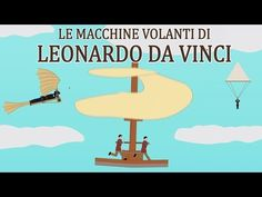 CLASSE A COLORI: Invenzioni e inventori: Leonardo Da Vinci Stem Activities, Science Experiments, Chemistry, Art History, Renaissance, Einstein, Art For Kids, Videos, 3