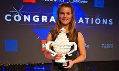 Brittany Wenger: la joven que quiere cambiar el mundo sólo con programación | tecno.americaeconomia.com | AETecno - AméricaEconomía