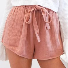 Haesel Mid Waist Casual Shorts ($20) ❤ liked on Polyvore featuring shorts, checked shorts and checkered shorts