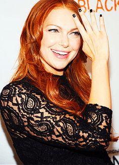 Laura Prepon. I love Donna.(: