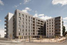 Cap Canal / Rue Royale Architectes